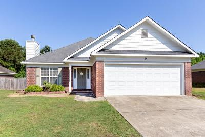 Phenix City Single Family Home For Sale: 34 Lincolnshire Lane
