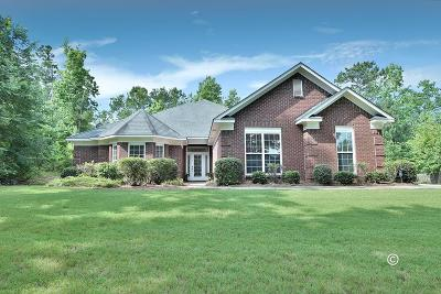 Fortson Single Family Home For Sale: 63 Bellinger Place
