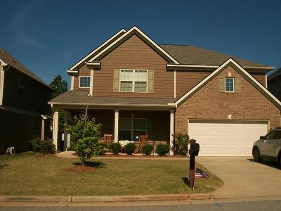Columbus Single Family Home For Sale: 7301 Sorrel Court