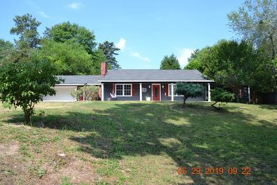 Russell County, Lee County Single Family Home For Sale: 165 Lee Road 0477