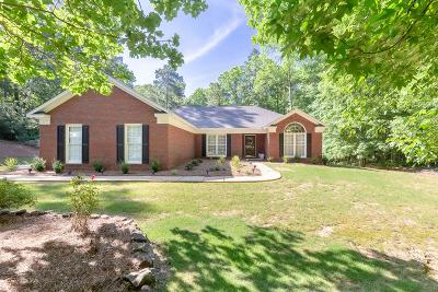 Cataula Single Family Home For Sale: 387 White Oak Trail