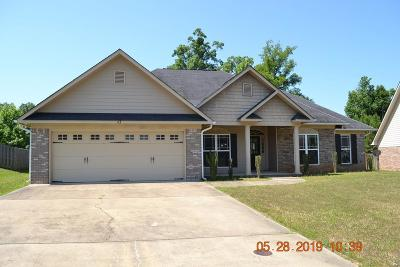 Phenix City Single Family Home For Sale: 43 Silver Leaf Loop