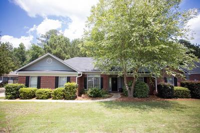 Columbus Single Family Home For Sale: 1489 Ridge Creek Way