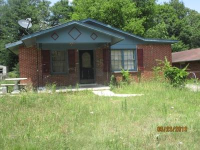 Russell County, Lee County Single Family Home For Sale: 202 5th Place South