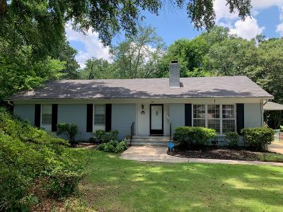 Columbus Single Family Home For Sale: 1633 Wells Drive