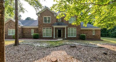 Muscogee County Single Family Home For Sale: 8931 Blackmon Road