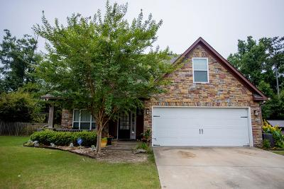 Columbus Single Family Home For Sale: 1048 Red Maple Way