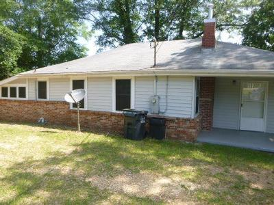Phenix City Single Family Home For Sale: 214 Wright Road