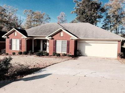 Columbus Single Family Home For Sale: 6989 Buckhorn Drive