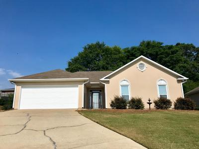 Columbus Single Family Home For Sale: 3350 Summerchase Court