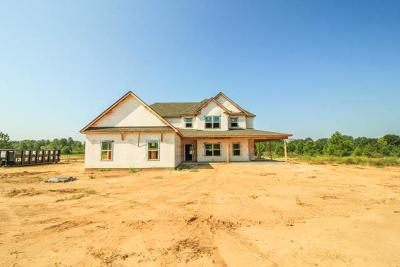 Russell County, Lee County Single Family Home For Sale: Lot 5 Registry Way