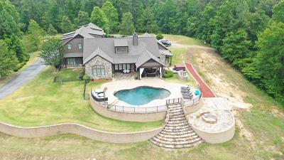 Fortson Single Family Home For Sale: 3250 Old River Road