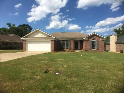 Midland Single Family Home For Sale: 4981 Waterview Drive