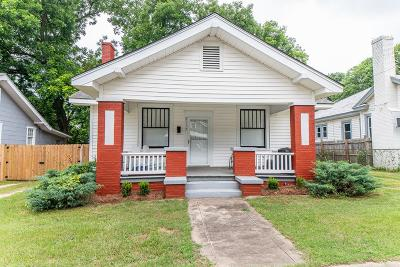 Columbus Single Family Home For Sale: 3117 Pierpont Avenue