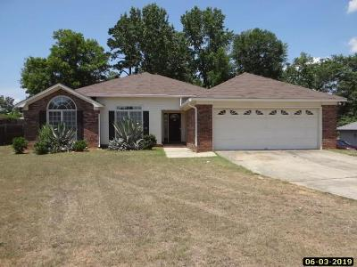 Columbus Single Family Home For Sale: 4155 Wandering Lane