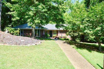 Columbus Single Family Home For Sale: 7911 Edgewater Drive
