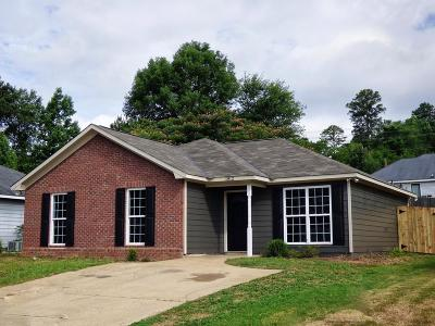 Phenix City Single Family Home For Sale: 1812 Lonesome Pine Court