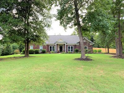 Ellerslie Single Family Home For Sale: 48 Brookhaven Court