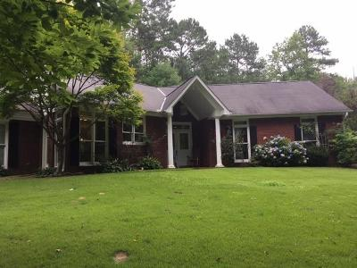 Fortson Single Family Home For Sale: 71 Cedar Ridge Drive