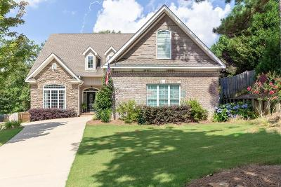Phenix City Single Family Home For Sale: 2909 Four Seasons Drive