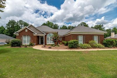 Columbus Single Family Home For Sale: 7050 Bridgemill Drive