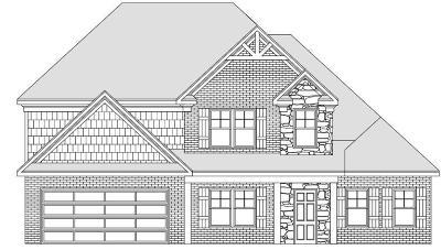 Cataula Single Family Home For Sale: Lot 6 Hoody Hudson Road