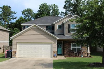 Midland Single Family Home For Sale: 9416 Yarbrough Road