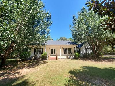 Harris County Single Family Home For Sale: 291 Wright Road