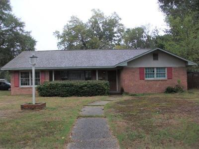 Muscogee County Single Family Home For Sale: 3001 Peyton Drive