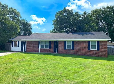 Muscogee County Single Family Home For Sale: 5234 Grady Court