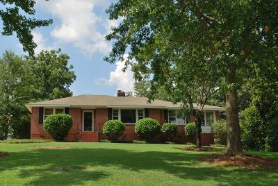Muscogee County Single Family Home For Sale: 7002 Land Drive