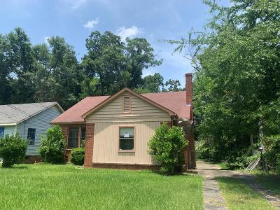 Muscogee County Single Family Home For Sale: 2225 8th Street