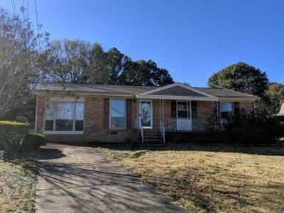 Muscogee County Single Family Home For Sale: 5592 Pollman Court