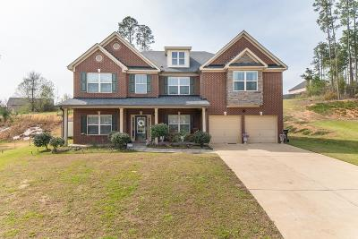 Russell County, Lee County Single Family Home For Sale: 4 Waverly Drive