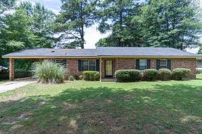 Russell County, Lee County Single Family Home For Sale: 94 Whiterock Road