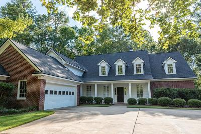 Columbus Single Family Home For Sale: 8751-1 River Road