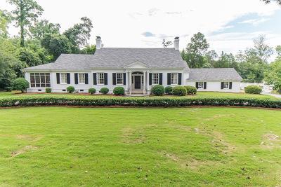 Columbus Single Family Home For Sale: 1600 Hilton Avenue