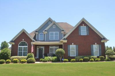Phenix City Single Family Home For Sale: 12 Green Wing Lane