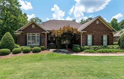 Columbus Single Family Home For Sale: 1012 Bent Pine Court