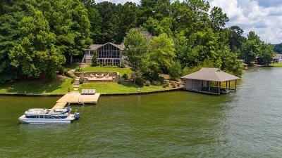 Hamilton GA Single Family Home For Sale: $650,000