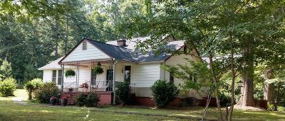 Hamilton GA Single Family Home For Sale: $178,500