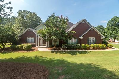 Harris County Single Family Home For Sale: 305 Pinewood Way