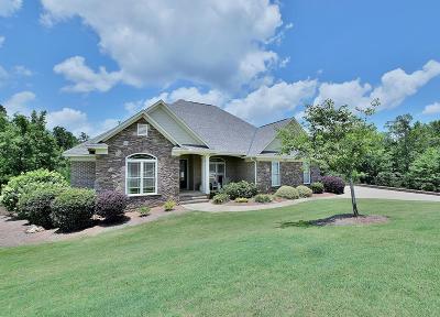 Columbus Single Family Home For Sale: 9027 Cimarron Court
