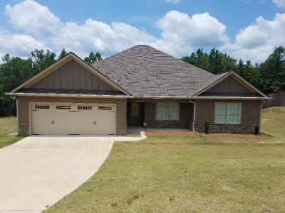 Phenix City Single Family Home For Sale: 164 Lee Road 2203