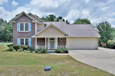 Phenix City Single Family Home For Sale: 67 Lee Road 2033