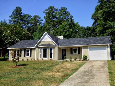 Russell County, Lee County Single Family Home For Sale: 54 Lee Road 0301