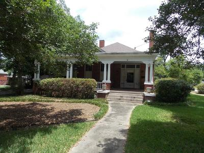 Columbus Single Family Home For Sale: 1225 35th Street