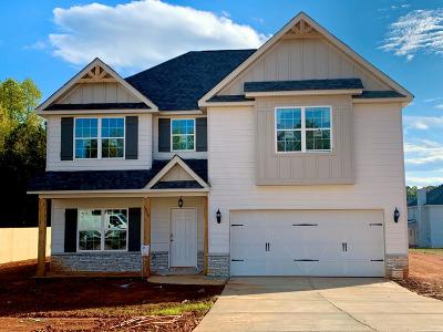 Russell County, Lee County Single Family Home For Sale: Lot 137 Creekstone Drive