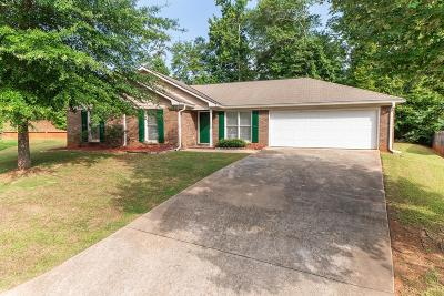 Columbus GA Single Family Home For Sale: $175,000