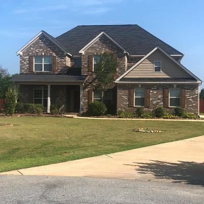 Russell County, Lee County Single Family Home For Sale: 8 Kenny's Court